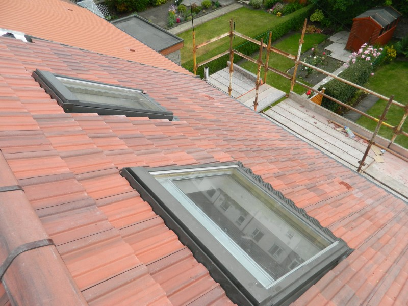Tiled Roofing Glasgow