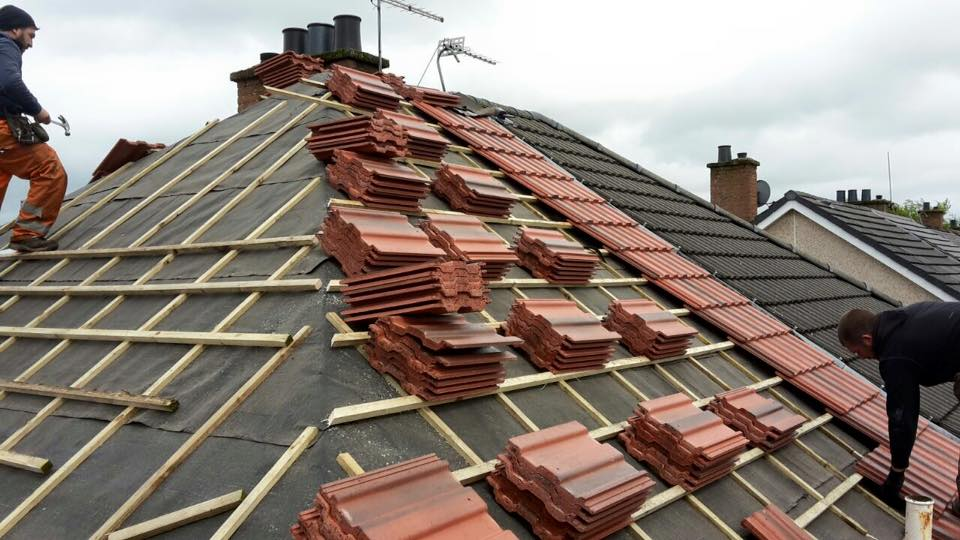 Re Roofing Glasgow